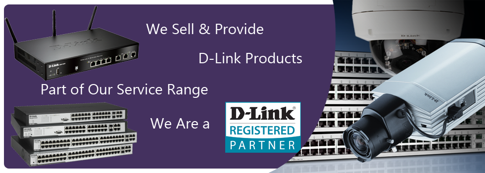 AA Network Solutions are a D-Link registered partner